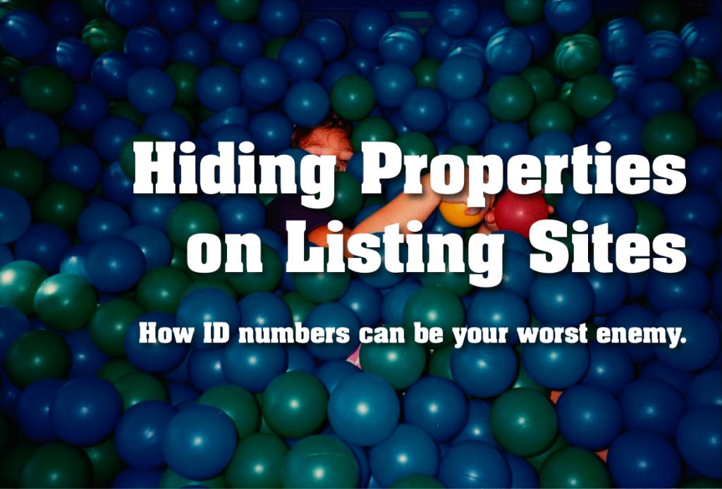 Hiding Properties